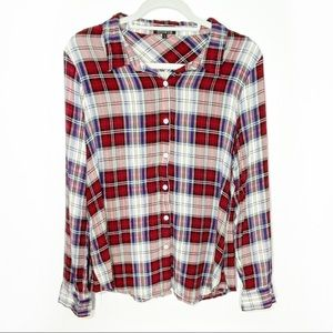 Papermoon by Stitch Fix Flannel Shirt
